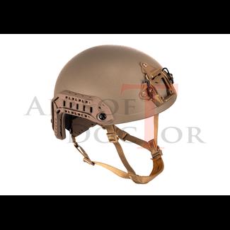 FMA SF Super High Cut Helmet - Tan