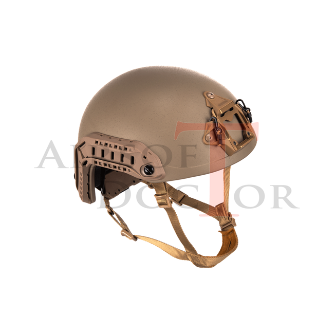 FMA SF Super High Cut Helmet - Tan