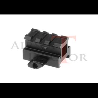 Medium Profile 3-Slot Twist Lock Riser Mount