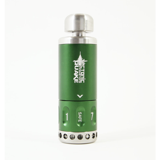 Tectonic Innovations 8 way Grenade - Green