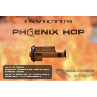Wolverine Phoenix Hop for MTW - By INVICTUS Mfg