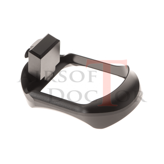 Action Army AAP01 CNC Magwell - Black