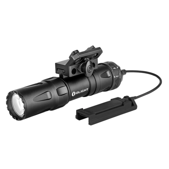 Olight Odin Mini Rifle Light - Black