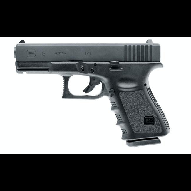 Umarex Glock 19 Metal Version GBB - Black