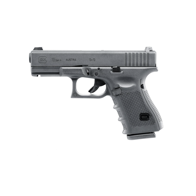 Umarex Glock 19 Gen 4 Metal Version GBB - Black