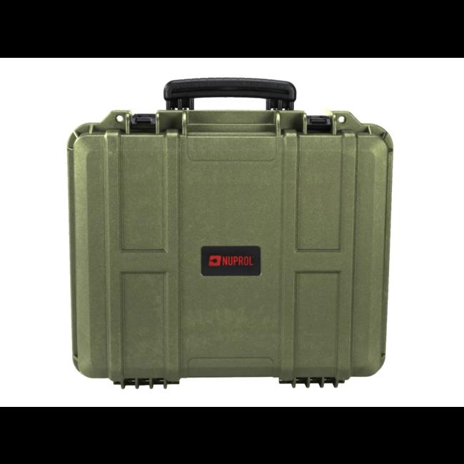 Nuprol Medium Equipment Hard Case - OD