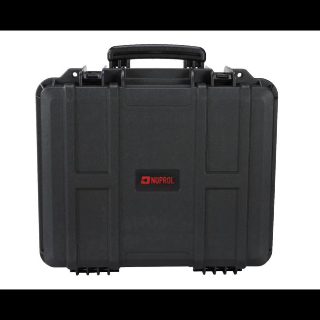Nuprol Medium Equipment Hard Case - Black