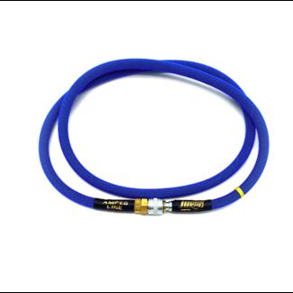MonkCustoms Amped Line Standard Weave 42″ – Blue