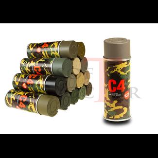 C4 Mil Grade Color Spray - RAL 7050