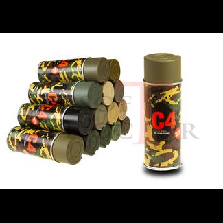 C4 Mil Grade Color Spray - RAL 6040