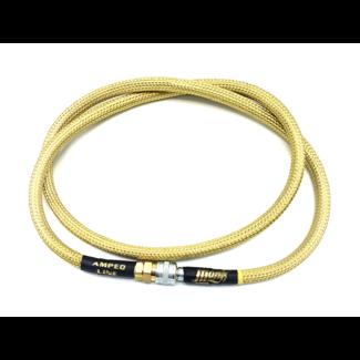 MonkCustoms Amped Line Industrial Weave 42″ – Brass
