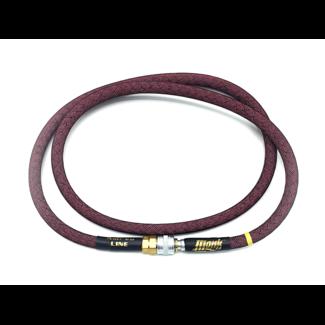 MonkCustoms Amped Line Standard Weave 42″ – Red