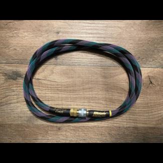 MonkCustoms Amped Line Premium Weave 42″ – Blue Donatello