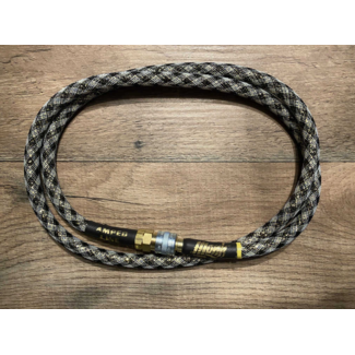 MonkCustoms Amped Line Premium Weave 42″ – Gold Checkered Flag