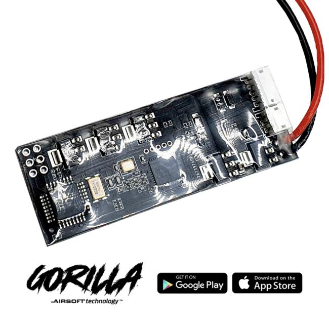 Gorilla Airsoft FCU + MTW triggerboard