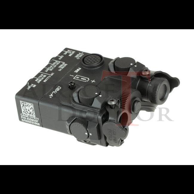 WADSN DBAL-A2 Dummy Plastic Model - Black