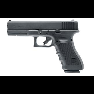 Umarex VFC Glock 17 Gen 4 Metal Version GBB - Black