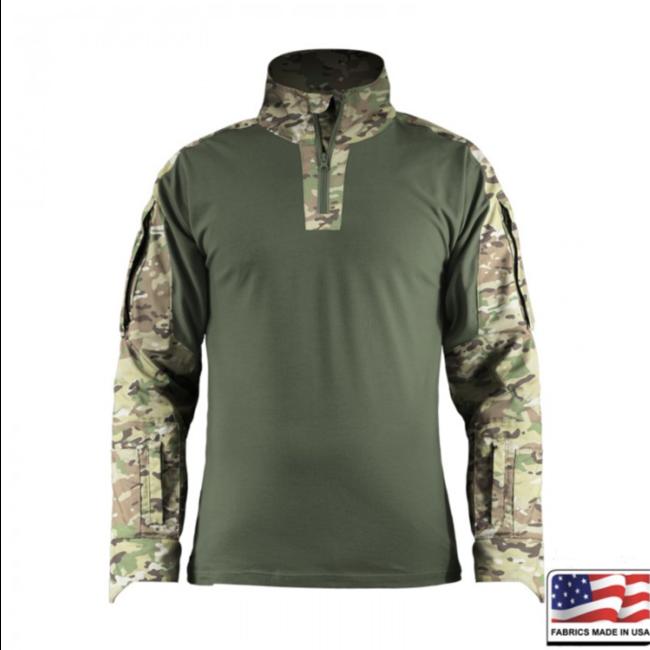Spar-Tac Ares Combat Shirt - Multicam