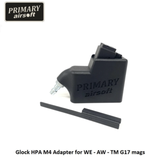 Primary Airsoft G-Series HPA/M4 Adaptor - WE/AW/TM