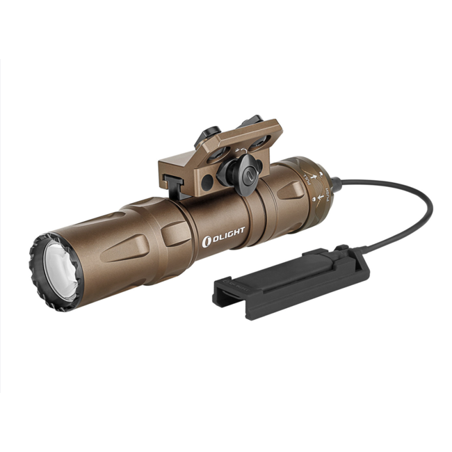 Olight Odin Mini Rifle Light - Tan