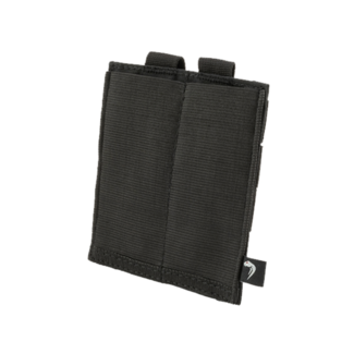 Double pouch for Scorpion EVO 3 a1  - Black