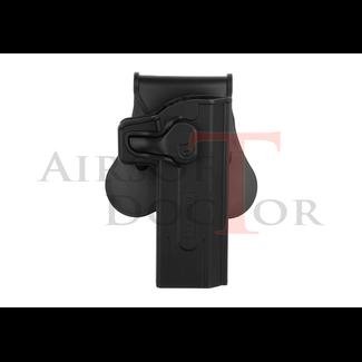 Amomax Holster Hi-Capa Series - Black
