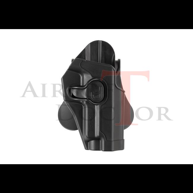 Amomax Paddle Holster for WE / KJW / TM P226 - Black