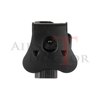 Amomax Paddle Holster for G19 / ICS BLE-XAE - Black