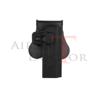 Amomax Paddle Holster for WE / KJW / TM Hi-Capa - Black