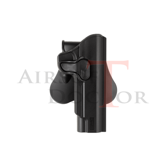 Amomax Paddle Holster for WE / KJW / KWA / TM 1911 - Black