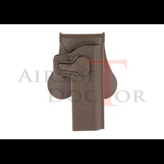Amomax Paddle Holster for WE / KJW / TM Hi-Capa - Tan