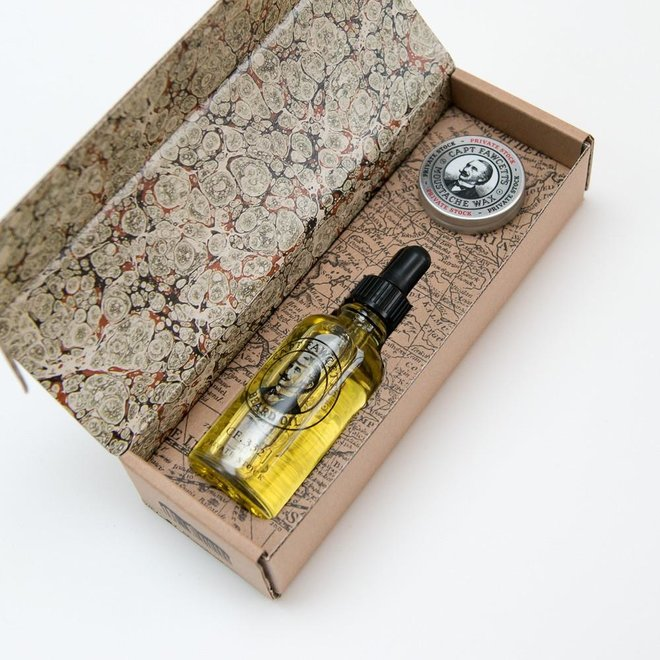 Private stock gift set