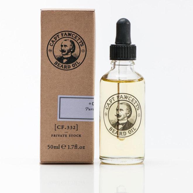 Beard Oil Private Stock