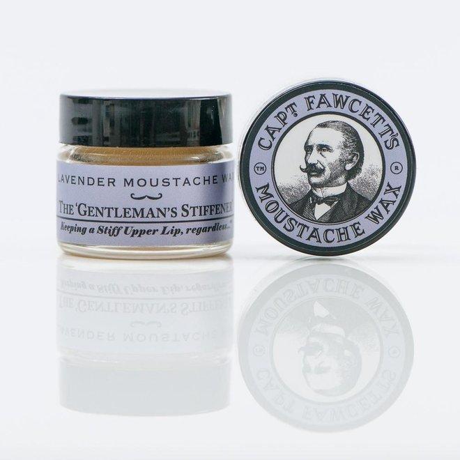 Captain Fawcett Lavender Moustache Wax
