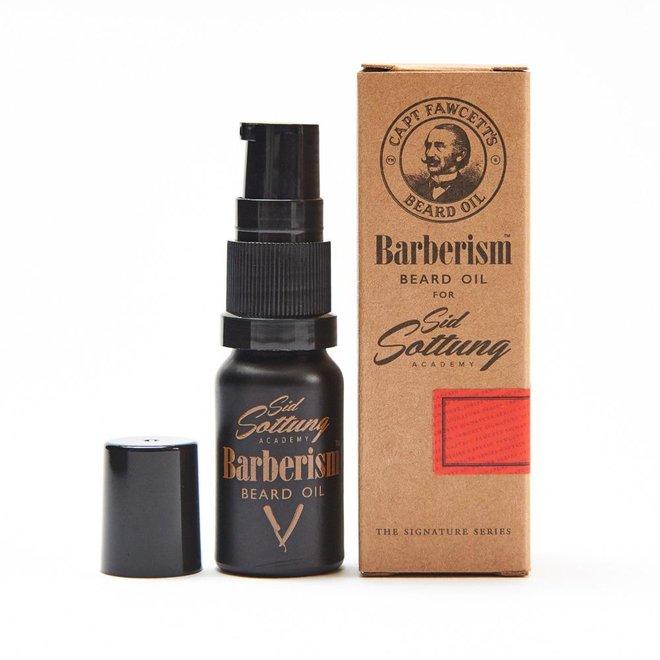 Captain Fawcett Barberism Baardolie 10 ml