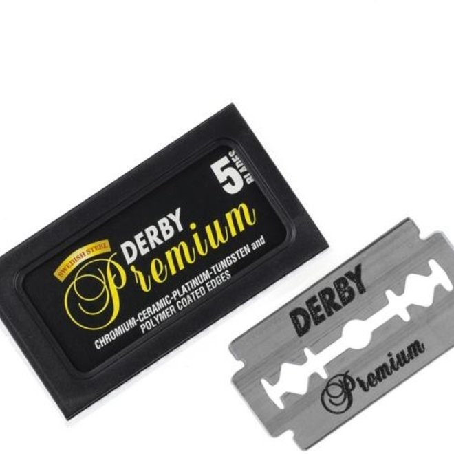 Derby Premium Double Edge Blades