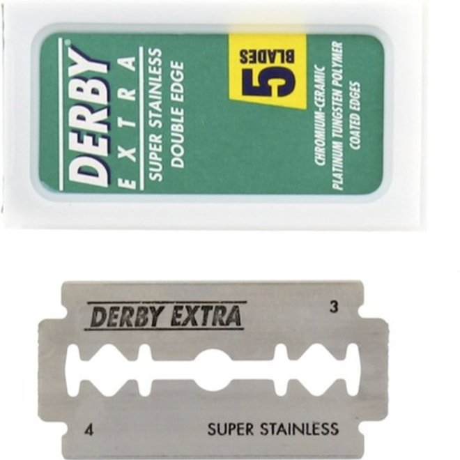 Derby Extra Double Edge Blades