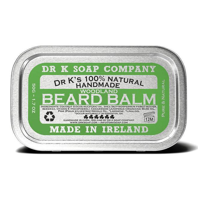 Baardbalsem Woodland Dr K Soap Company