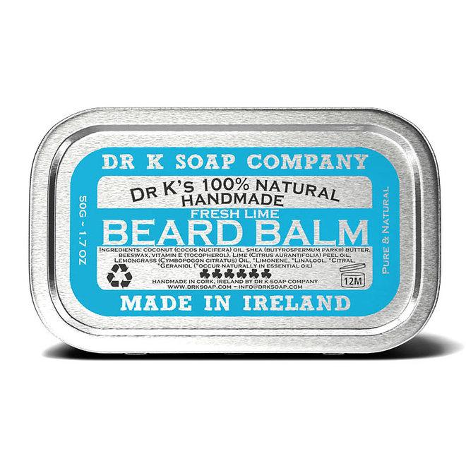 Baardbalsem Fresh Lime Dr K Soap Company