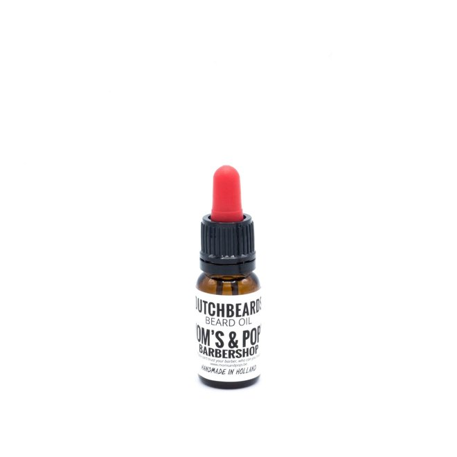 Dutchbeards baardolie Mom's & Pop's 10ml