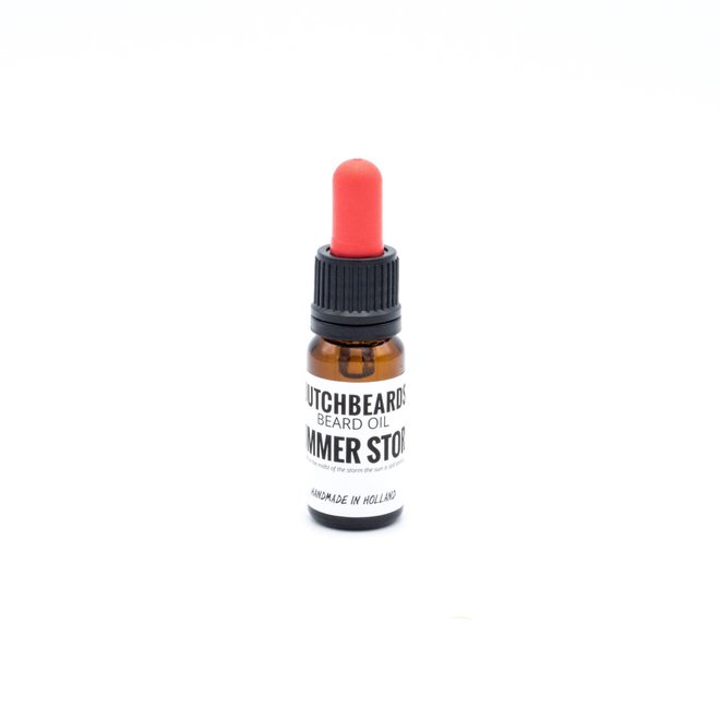 Dutchbeards baardolie Summer Storm 10ml