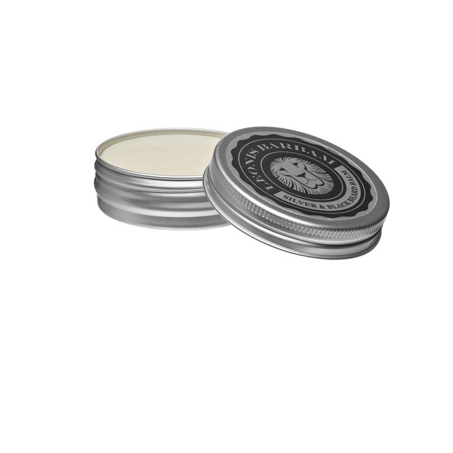 Leonis Barbam silver & black beard balm
