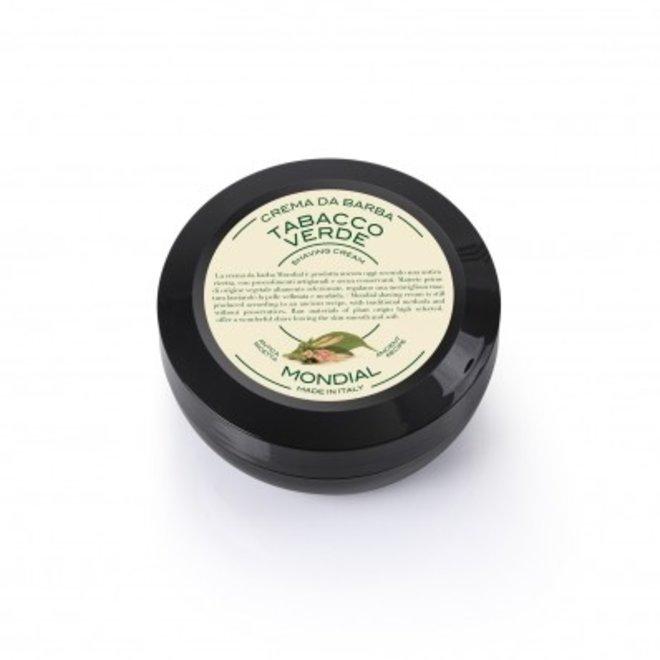 Mondial Traditional Tabacco Verde scheercreme – 75g