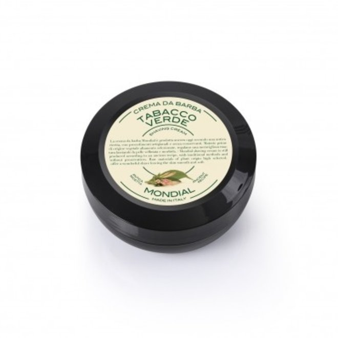 Traditional Tabacco Verde scheercreme – 75g
