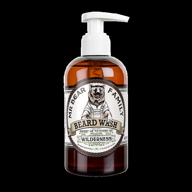 Mr. Bear Beard Wash Wilderness
