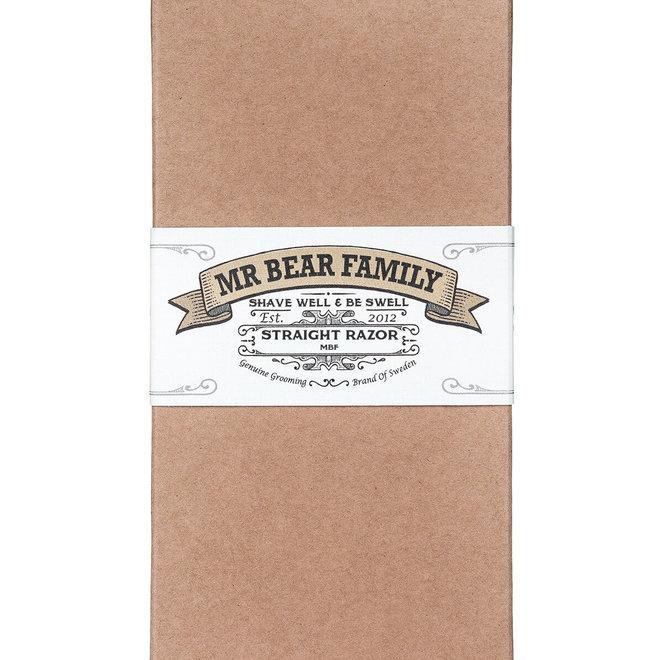 Mr Bear Family Straight Razor - MBF