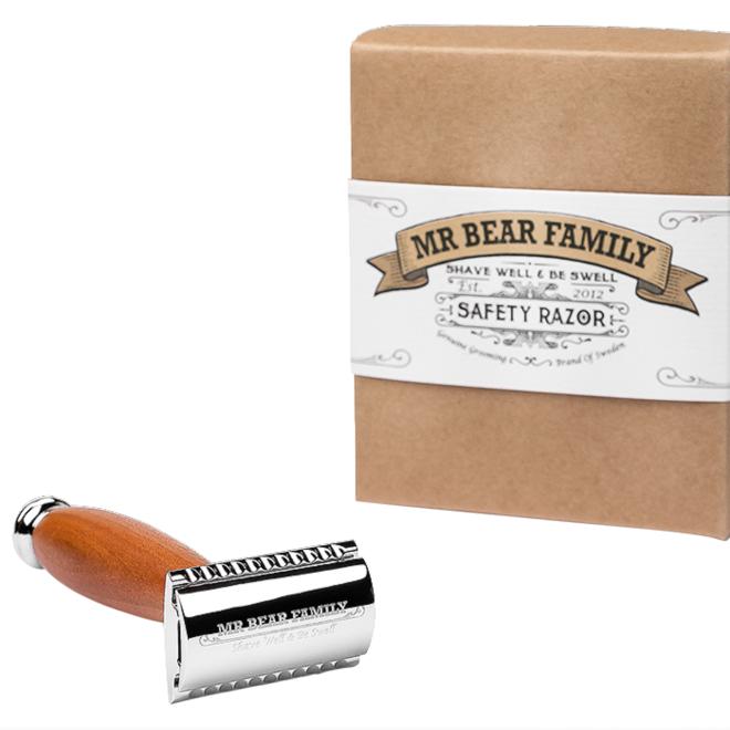 Mr Bear Family Safety Razor