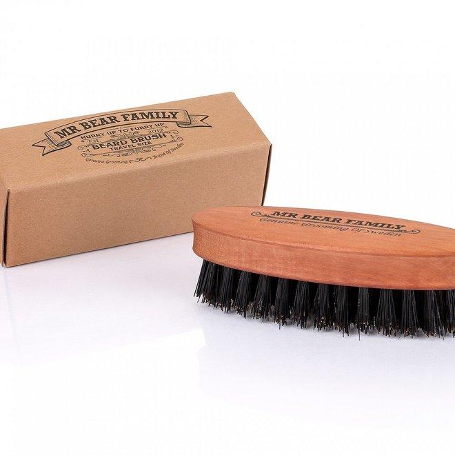 Mbf Beard Brush Travel Size
