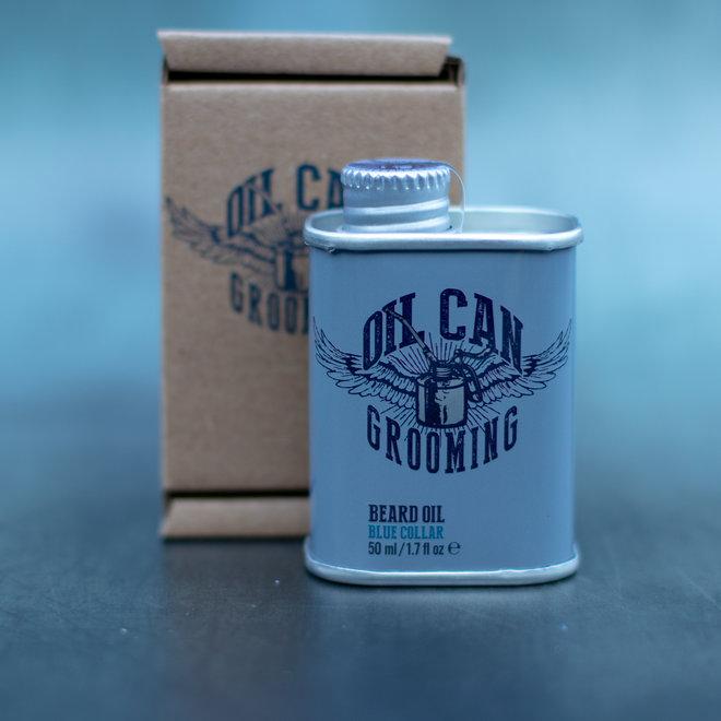 Oil Can Grooming Blue Collar Beard Oil