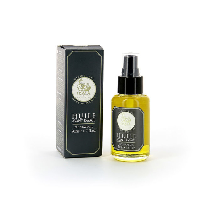 Osma Tradition Pre-shave olie – 50ml